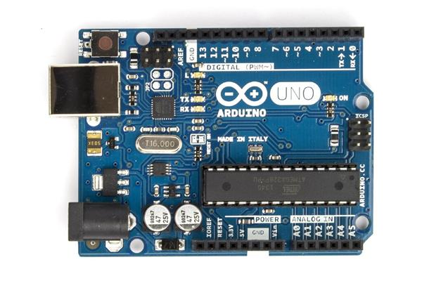 Getting Started with the Arduino