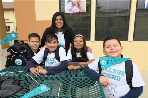 Epcc Academic Calendar.Epcc Adopts Seisd Alarcon Elementary To Promote College Bound Culture