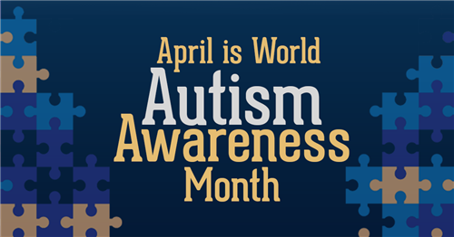 Image result for april is world autism awareness month