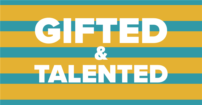 Gifted and Talented Fall 2018 Sessions