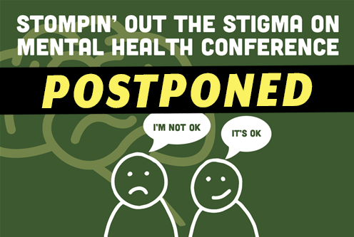 Stompin Out the Stigma on Mental Health