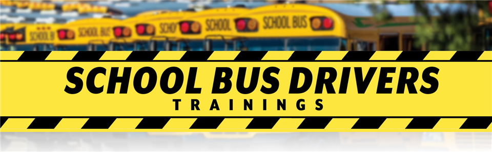 School Bus Drivers Trainings