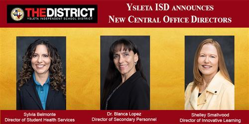 YISD Central Office Directors