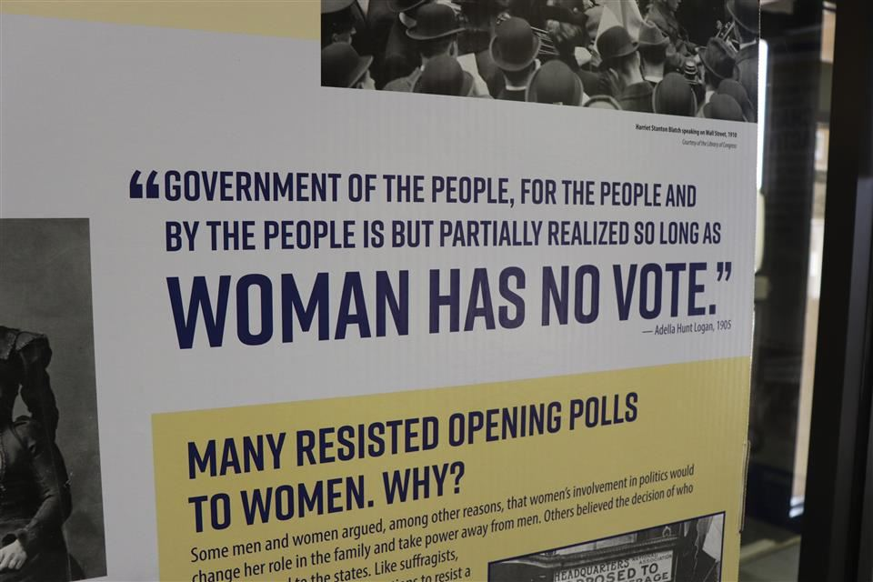 Rightfully Hers: Celebrating 100 years of the 19th Amendment!