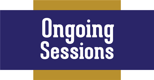 Ongoing Sessions