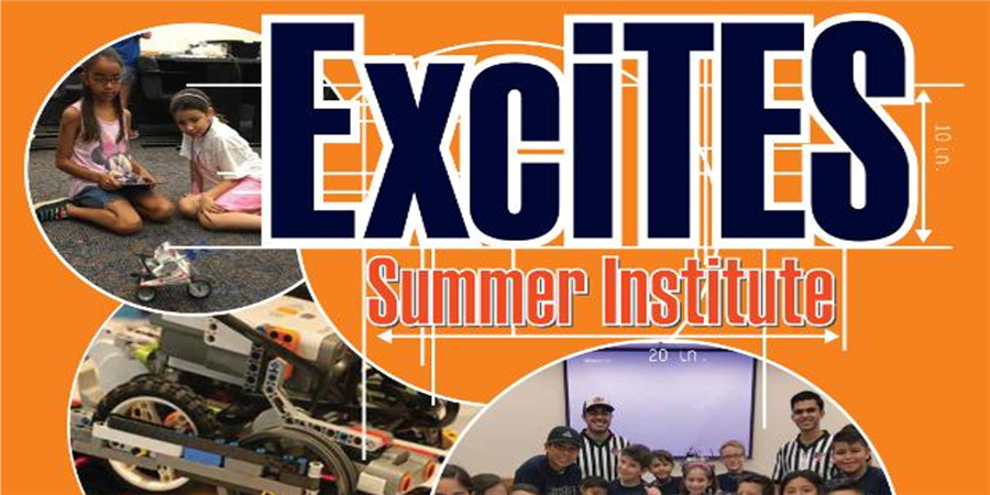 UTEP ExciTES Hosting STEM Camps