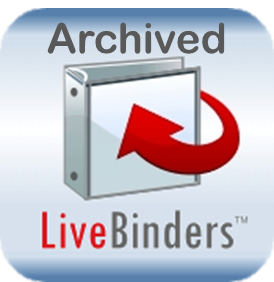 Archived LiveBinders