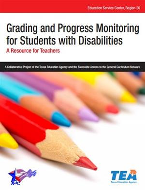 Grading and Progress Monitoring for Students with Disabilities Resource Guide