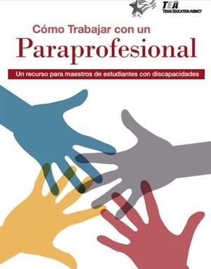 Paraprofessional Resource Guide - Spanish